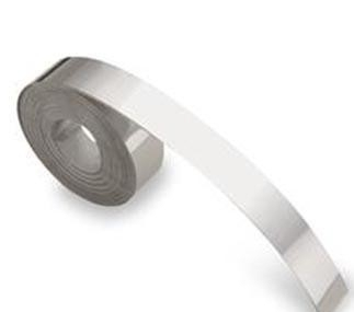 12.7mm x 3.66m Dymo aluminium klevend 35800