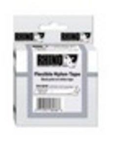 Rhino Nylon tape Wit 12mm flexible 18488